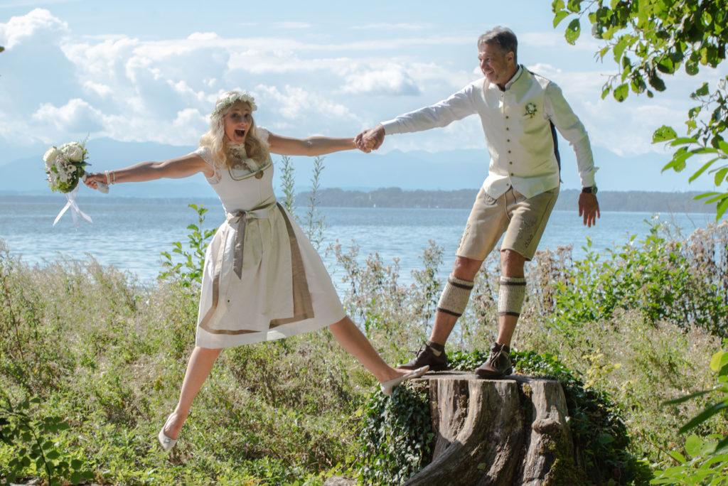 Heiraten Roseninsel